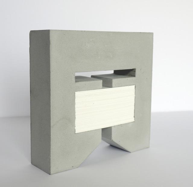 , 'Não Dito / Unsaid,' 2014, Galeria Emma Thomas