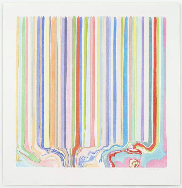 , 'Duplex Ghost Monoprint I,' 2015, Alan Cristea Gallery