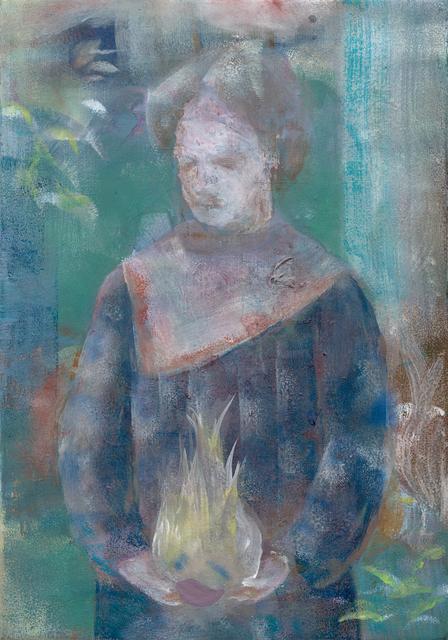 , 'Aunt,' 2019, Galerie Kleindienst