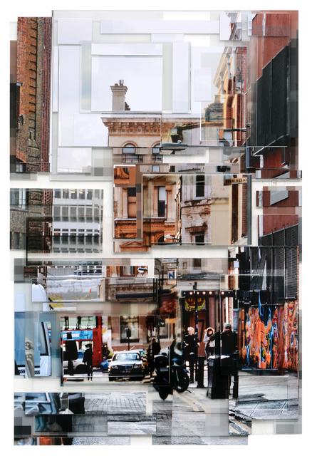 , 'London 021,' 2014, Abbozzo Gallery