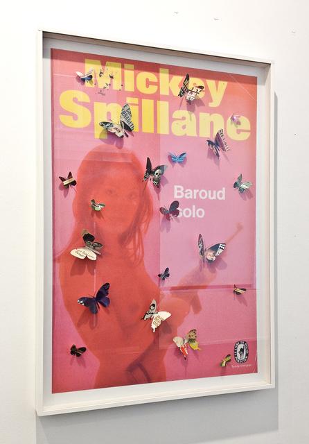 , 'Mickey Spillane,' 2012, PLUTSCHOW GALLERY