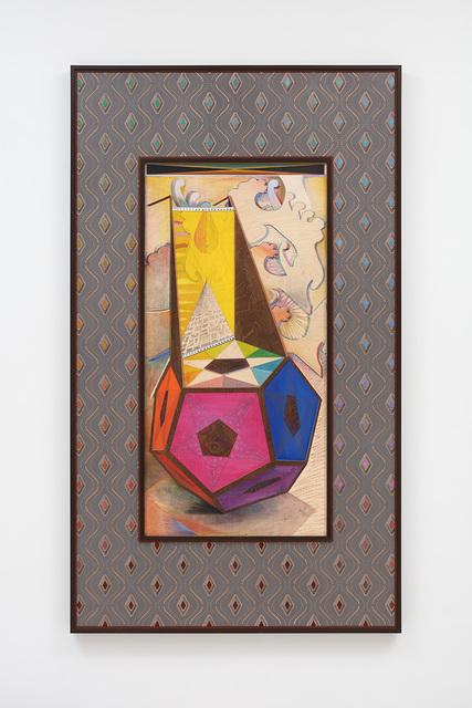 , '2020 Calendar / Chair,' 2018-2019, David Kordansky Gallery