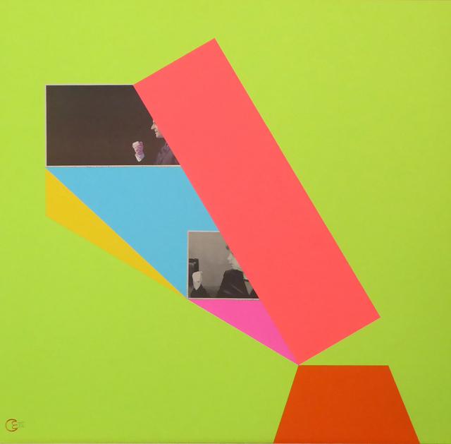 , 'Cáscara Máscara 3,' 2018, Galería La Caja Negra