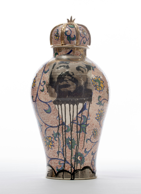 , 'Bringing Da Ruckus With Porcelain,' 2017, Wexler Gallery