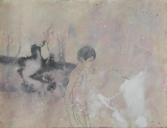 GEORG WEISE, 'SIN TITULO (49)', 2019, Galería Quetzalli