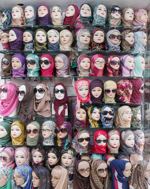 , 'Les femmes de Bab El Oued,' 2017, Galerie Kornfeld