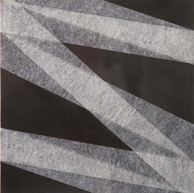 , 'Line Study IV,' 2015, Moskowitz Bayse