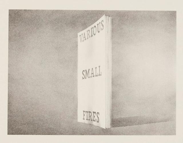 , 'Various Small Fires,' 1970, Lyndsey Ingram