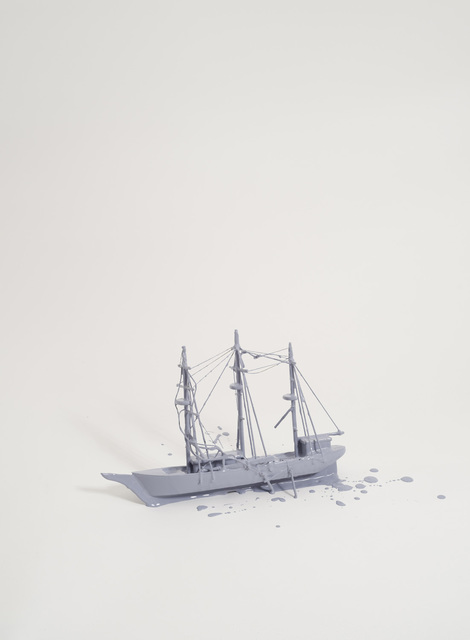 , 'At Sea,' 2016, Carrie Secrist Gallery