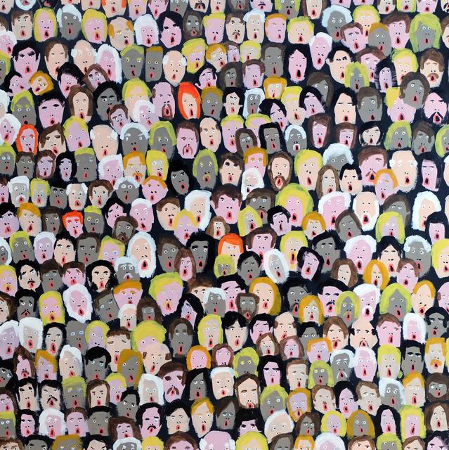 , '321 Followers,' 2016, Fears and Kahn