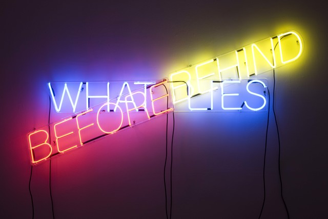 , 'What lies behind what lies before,' 2008, Artvera's Art Gallery