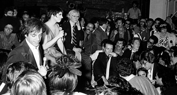 , 'Steve Rubell, Liza Minelli, Andy Warhol, Halston and friends,' 1978, Staley-Wise Gallery