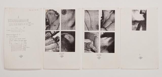 , 'Zona de Tensão,' 1980s, Galeria Jaqueline Martins