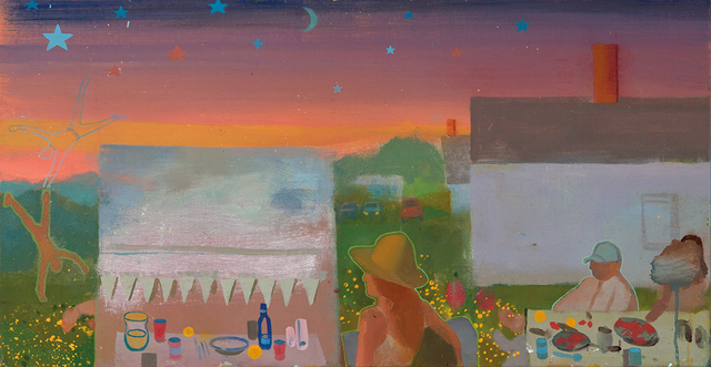 , 'Dream Picnic,' , Dowling Walsh