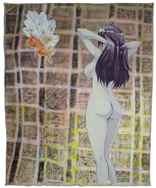 , 'ZombiBlanket,' 2015, Gaa Gallery