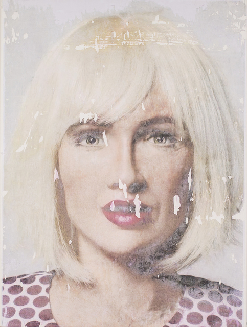 , 'Blond Sophia #1,' 2018, IFAC Arts