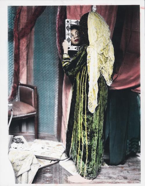 , 'Mona, Huda Shaarawi Studio Cairo Egypt,' 2005-2007, Hafez Gallery