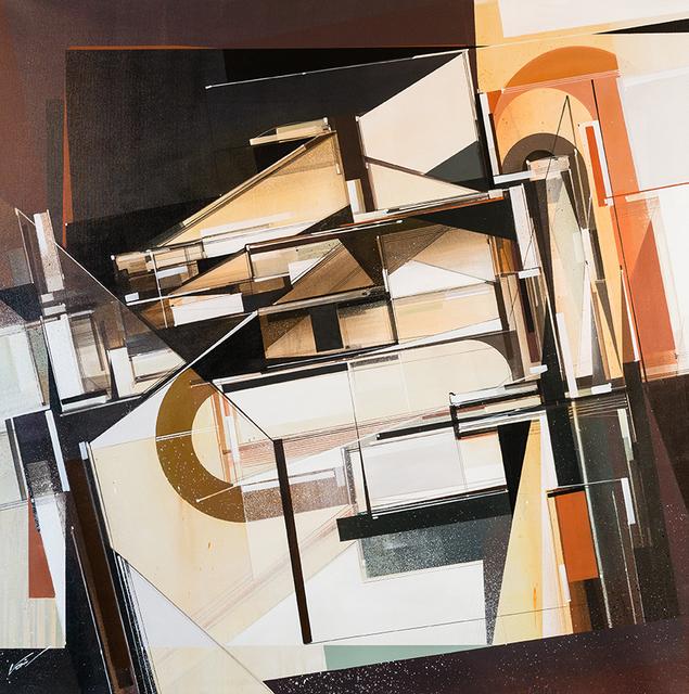 , 'Inventorium 2,' 2015, Jonathan LeVine Projects