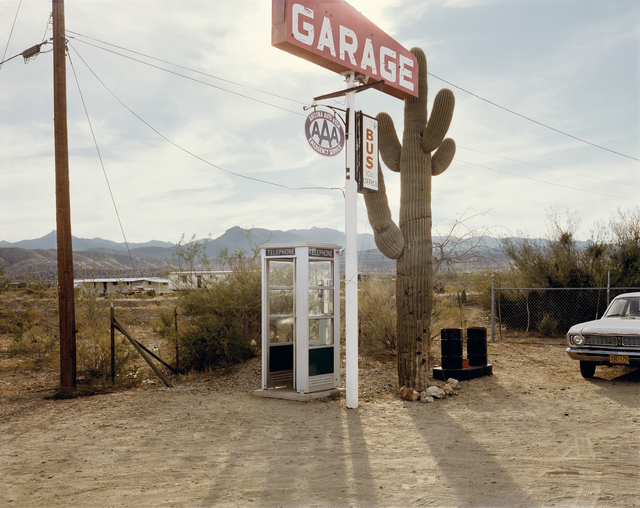 , 'Wikieup, Arizona, December 14, 1976,' 1976, The Museum of Modern Art