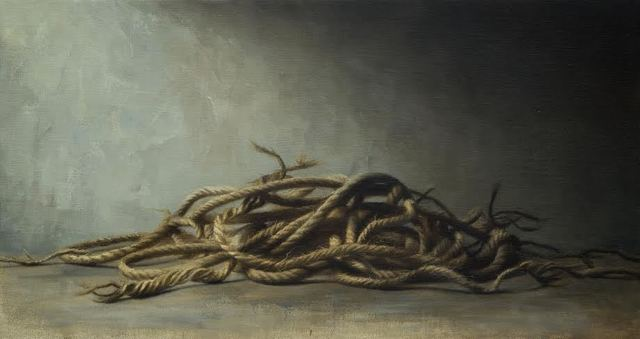 , 'Ropes,' 2014, Zemack Contemporary Art