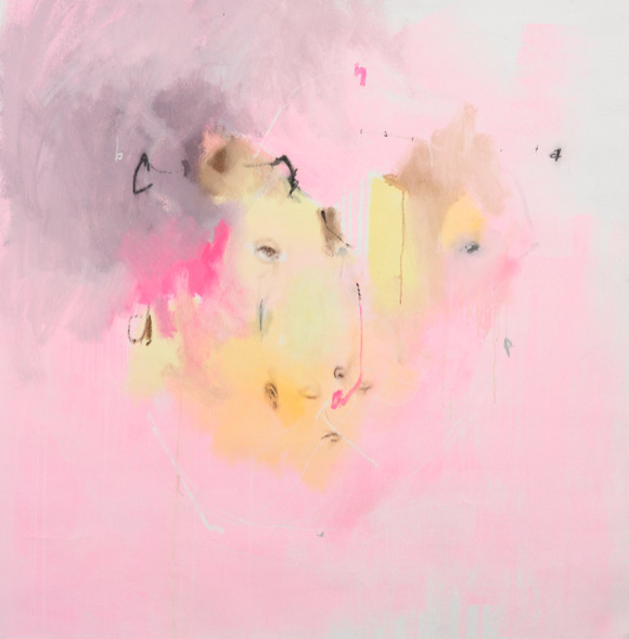 , 'Pink Yellow,' 2016, Scenario Art Gallery