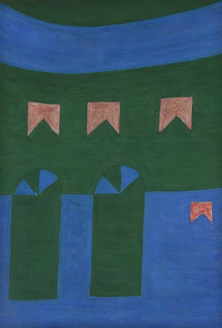 , 'sem título,' 60, Athena Galeria de Arte