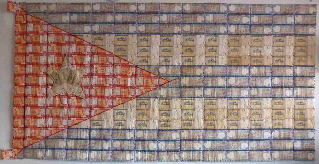 , 'Proyecto cubano convertible del arte financiero,' 2014, Baró Galeria