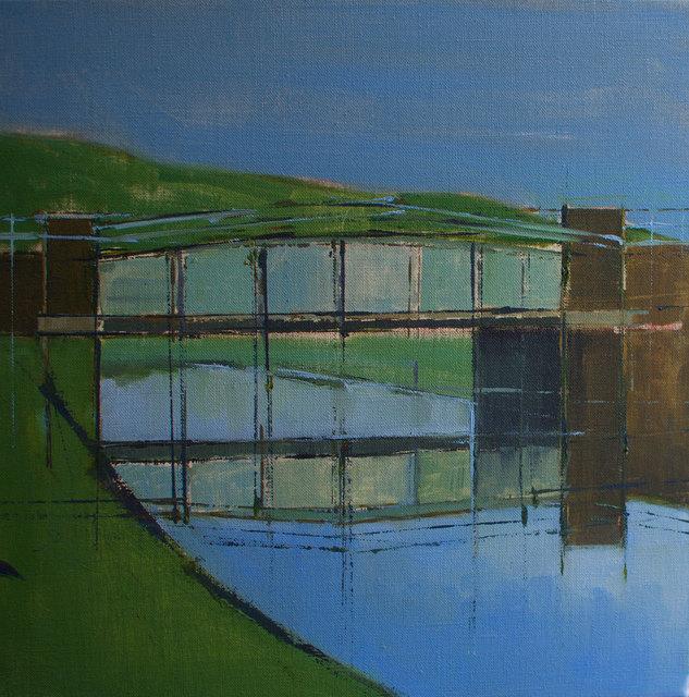 , 'Exceat Bridge,' 2014, Albemarle Gallery | Pontone Gallery