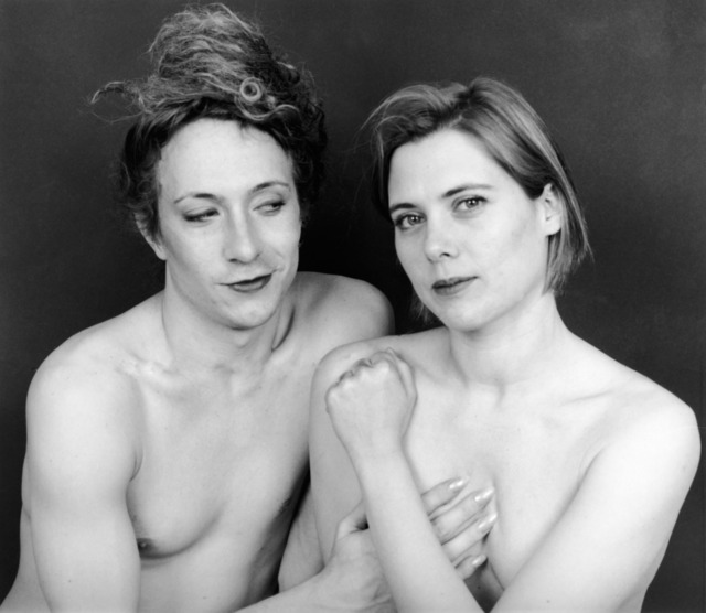 , 'François Chaignaud & Marie-Caroline Hominal,' 2013, Ronald Feldman Fine Arts