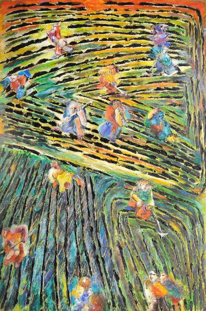 , 'Tarlada,' 1995, Anna Laudel