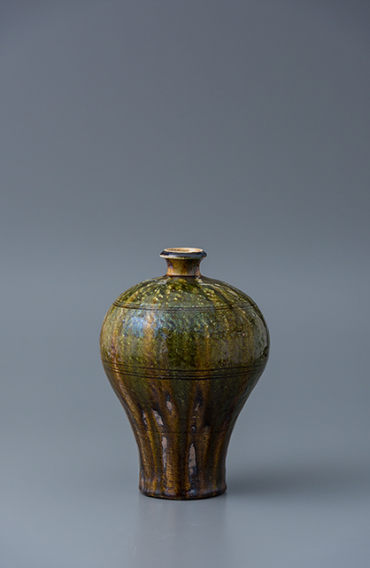 , 'Vase, oribe glaze,' 2018, Pucker Gallery