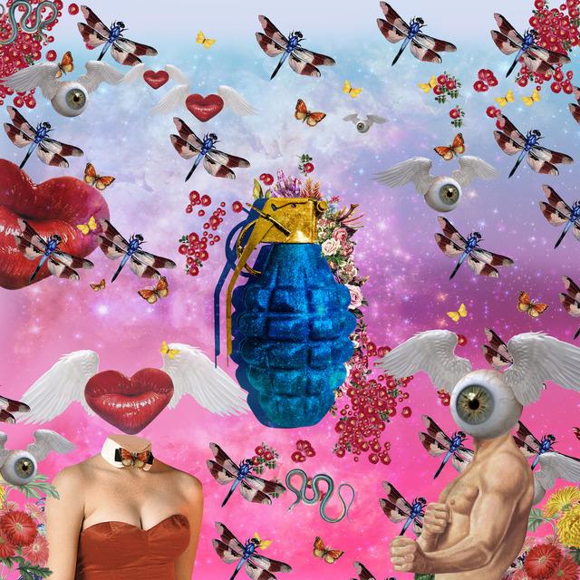 , 'Honey Lips & The Eye,' 2018, AC Gallery