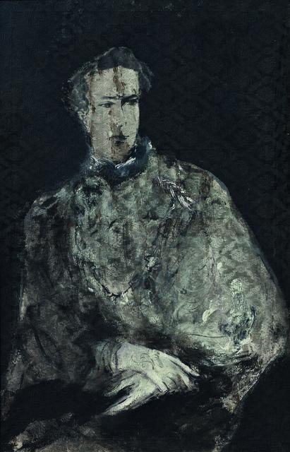 , 'Ludwig II of Bavaria,' 1991, Museum of Modern Art Dubrovnik