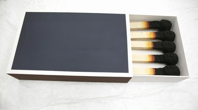 , 'Small matchbox,' , Mark Hachem Gallery