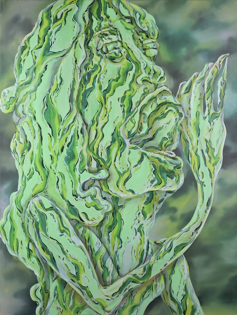 , 'Consensual Hallucination,' 2015, Alter Space