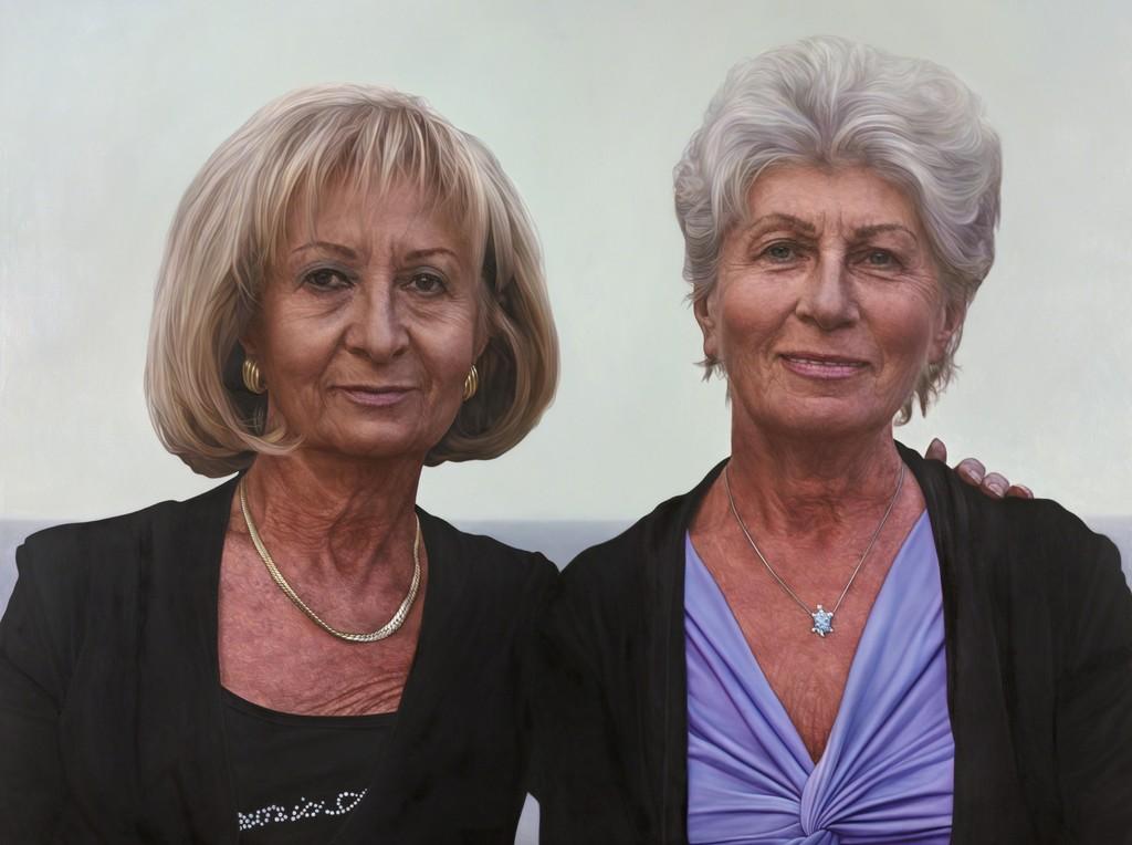 Alessandra Ariatti Rosanna e Vanna. Le risorse del tempo, 2010-2014