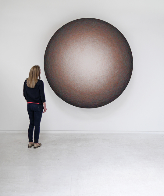 , 'convergent heat #1600,' 2018, Hosfelt Gallery