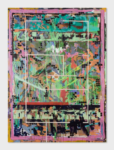 , 'Maze,' 2017, DITTRICH & SCHLECHTRIEM