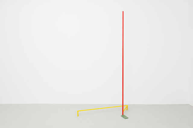 , 'So soll es sein - Raumstand 1,' 2017, Galerie Christian Lethert