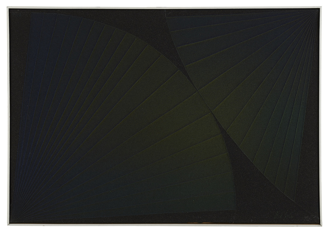 , 'Campi Rotante (Rotating Fields),' ca. 1977, CANAL