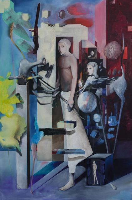 Oriano Galloni, 'Cammino Nell-Universo (Path in the Universe)', 2014, Rosenbaum Contemporary