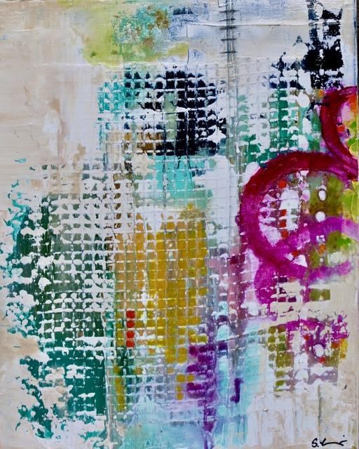 , 'Mariposa,' 2019, M.A. Doran Gallery