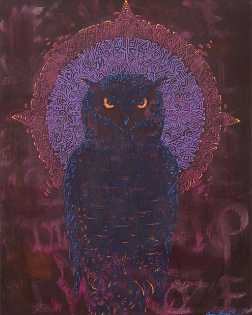 , 'Nocturnal Guardians,' 2018, Blue Rain Gallery
