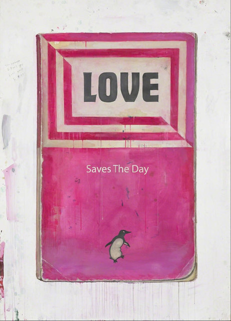 , 'Love - Saves the Day,' 2014, IKON Ltd. Contemporary Art