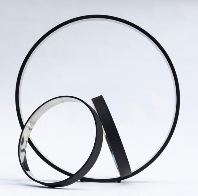 , 'Temps Zero Black ,' 2018, Oeno Gallery