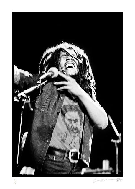 ", '""Bob Marley - I shot the sheriff"",' 2018, Galerie-F"