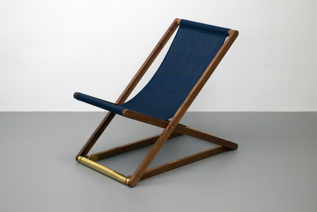 , 'Beach Chair,' 2016, Giovanni Beltran