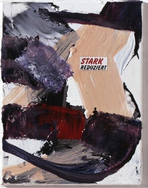 , 'Stark reduziert,' 1990, Setareh Gallery