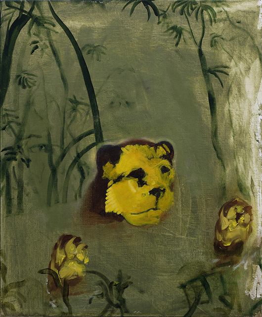 , 'Little tiger,' 2018, Galerie Sandhofer