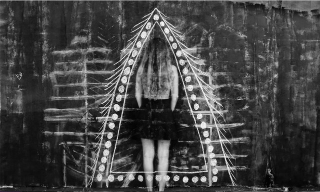 , 'AMAZIGH, Aouchem visage 3,' 2017, Galerie 127